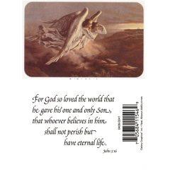 0406 0041 For God so loved the world…. John 3:16