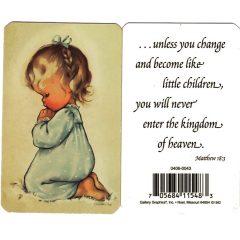0406 0043 Become like little children