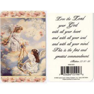 0406 0070 Love – heart – soul -spirit Math.22:37-38