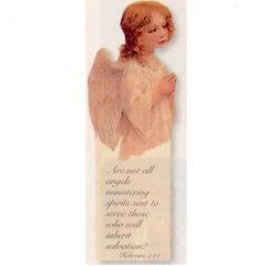 0508 0106 Angels, ministering spirits sent… Heb. 1:14