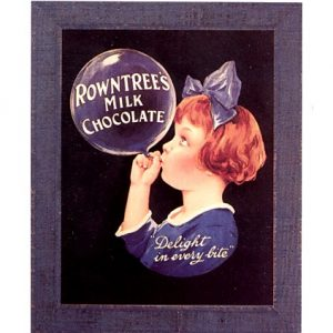 3100 1465 Rowntree Milk Chocolate