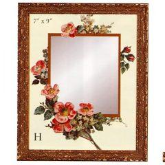 3341 3013 Mirror – Posy Floral