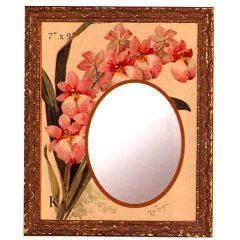 3341 3015 Mirror – Wild Flowers