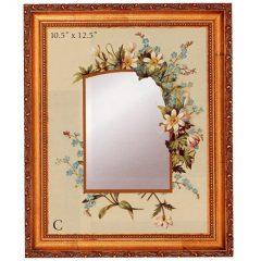 3341 3016 Mirror – Wild Flowers