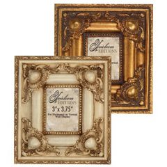 3342 0623 Photo Frame (Ivory color)