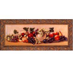 3378 1383 Oil Painting in Ornate Frame