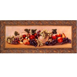 3378 1383 Oil Painting in Ornate Frame