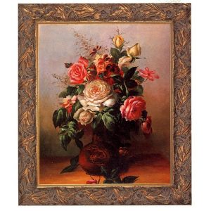 3378 2148 Oil Painting in Ornate Frame