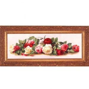 3378 2548 Oil Painting in Ornate Frame