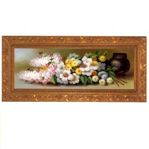 3378 2900 Oil painting in Ornate frame