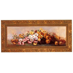 3378 2901 Oil Painting in Ornate Frame