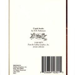 5100 0075 Cupid Awake by M.B. Parkinson