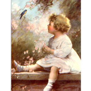 5100 0080 Song of the Bluebird by Zula Kenyon