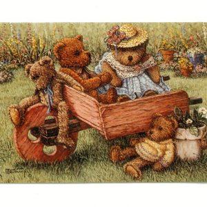 5100 0330 Amy's Bears by Janet Kruskamp
