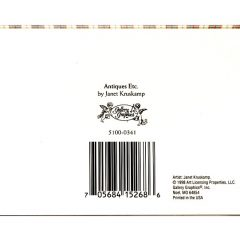 5100 0341 Antiques Etc. by Janet Kruskamp