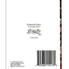 5100 0355 Gift Card Enchanted Garden