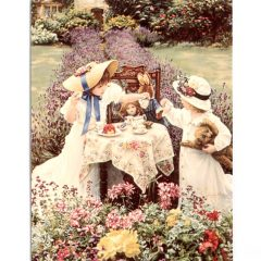 5100 0357 Afternoon Tea by Sandra Kuck
