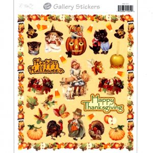 5500 1310 Stickers – Haloween – Thanksgiving