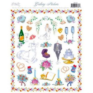 5500 1319 Stickers – Wedding