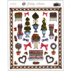 5500 1321 Stickers – Ribbons & Wreaths