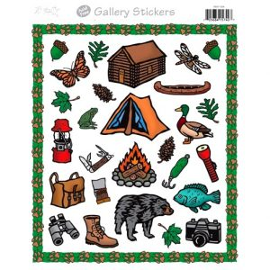 5500 1324 Stickers – Camping Gear