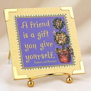 5600 2187 A Friend is a Gift…