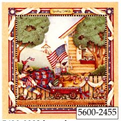 5600 2455 Yankee Doodle