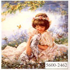 5600 2462 Puppy Love