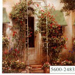 5600 2483 Cottage Roses