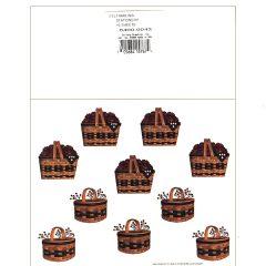 6400 0043 Fold & Seal – Apples & Birdhouse