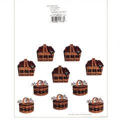 6400 0044 Fold & Seal – Basket of Apples