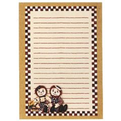 6401 0202 Magnetic Notepad