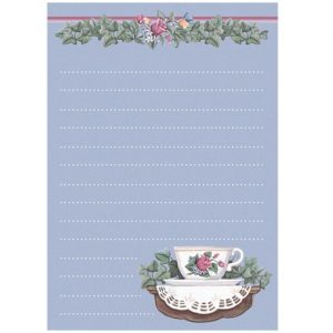 6401 0204 Magnetic Notepad