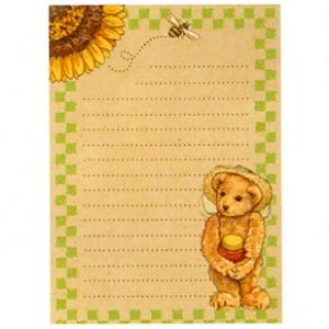 6401 0205 Magnetic Notepad