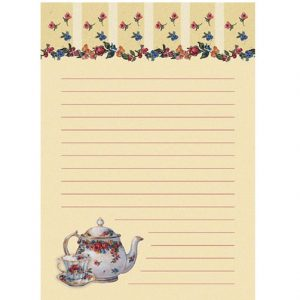 6401 0242 Magnetic Notepad