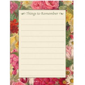 6401 0249 Magnetic Notepad