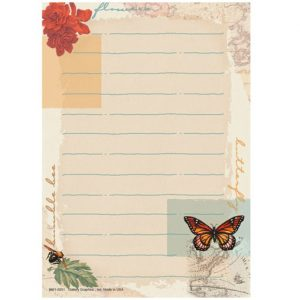6401 0251 Magnetic Notepad