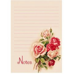 6401 0291 Magnetic Notepad