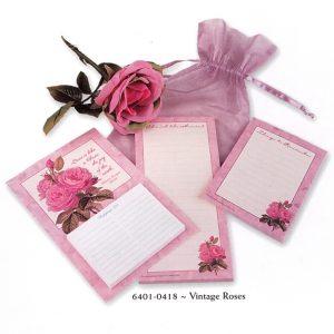 6401 0418 Vintage Roses