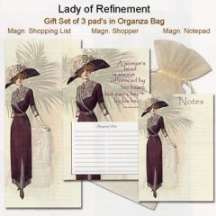 6401 0435 Lady of Refinement