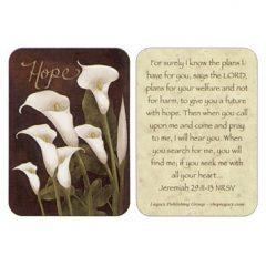 IPC 2306 Hope Jer. 29:11-15