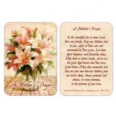 IPC 3550 A Mother's Prayer