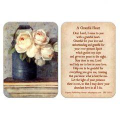 IPC 3551 A Greateful Heart