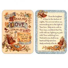 IPC 3627 Unfailing Love