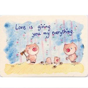 K129 Love is giving ….