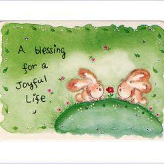 K133 A Blessing for a Joyful Life