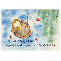 K204 …enjoying the beautiful world…..