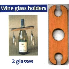 WD01 Wine Glass Holder
