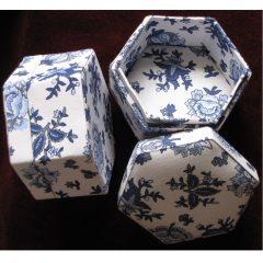 Box2 Hexagon Juwelery – Needle Box