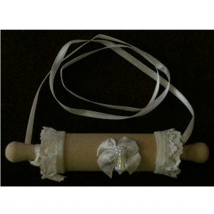 SLR02 Ivory Rolling Pin